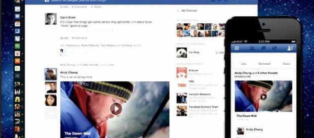 Novità su Facebook: nuovo newsfeed | Web Marketing per Hotel - network-service.it