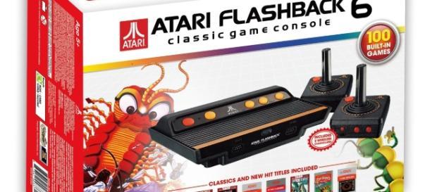 """""""Novo"""" Atari pode ser encontrado nas principais lojas online"""