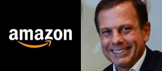 O prefeito de São Paulo, João Doria, considera que Amazon foi oportunista.