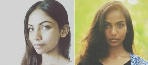 Raudha Athif era uma modelo das Maldivas