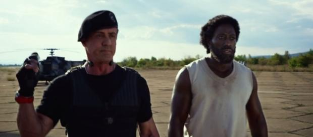 "Stallone quits ""Expendables"" franchise / film still from ""Expendables 3"" / BN Photo Library"
