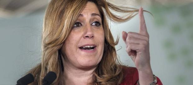 Susana Díaz, candidata a secretaria general