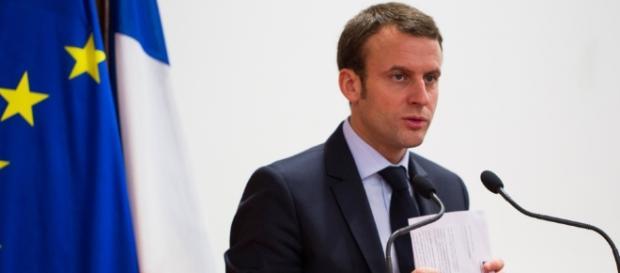 Wer steht wirklich hinter Macron? (Source URG Suisse: l'École polytechnique / flickr / CC BY-SA 2.0)