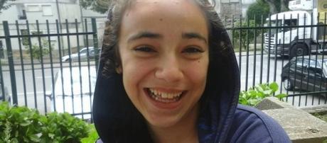 Mariana Leirinha desaparecida desde ontem.