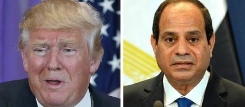 Abdel Fattah el-Sisi leaves for US to meet Donald Trump   Egypt ... - aljazeera.com