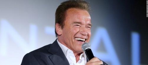 Arnold Schwarzenegger - cnn.com