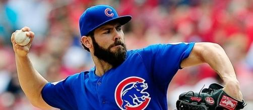 Cubs Jake Arietta Throws 2nd Career No Hitter - kwqc.com