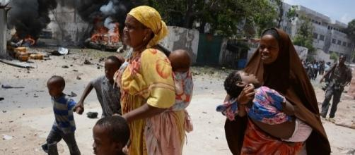 Deadly Attacks Strike Somalia's Capital, Mogadishu - The New York ... - nytimes.com