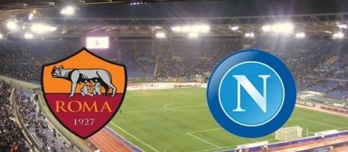 Diretta live Roma-Napoli: streaming-tv, highlights, video gol.