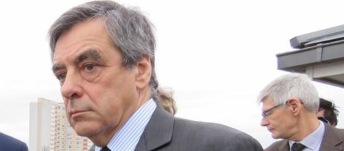 Fillon a ramé pendant trente minutes au cours de son discours à Aubervilliers.