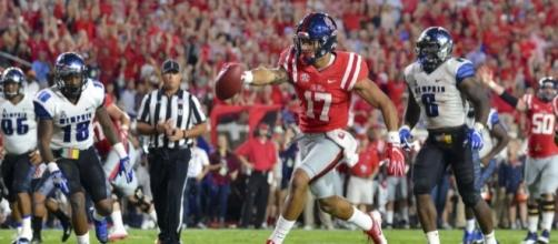 Giants select TE Evan Engram in latest Draft Wire mock | Giants Wire - usatoday.com