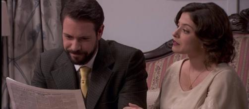 Il Segreto : Candela e Severo decidono finalmente di sposarsi ... - melty.it
