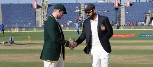 India vs Australia 2nd Test Live Coverage ... - ndtv.com