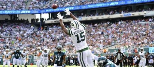Jets: Early impressions on Brandon Marshall - thejetpress.com
