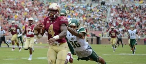 No. 11 Florida State rides Dalvin Cook's career day to 34-14 ... - usforacle.com