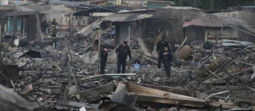 Noticias sobre Accidentes pirotécnicos | EL PAÍS - elpais.com