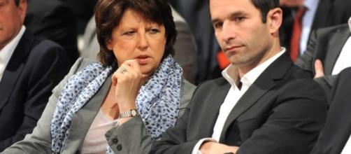 Primaire de la gauche : Aubry et ses proches voteront pour Hamon - rtl.fr