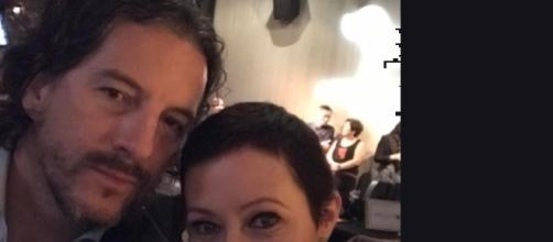 Shannen Doherty insieme al marito Kurtis Warienko (Credits: @theshando Instagram)