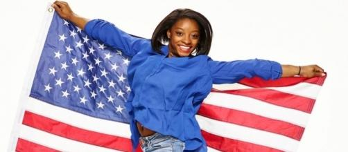 Simone Biles chosen as Team USA's flag bearer for Closing Ceremony ... - nbcolympics.com