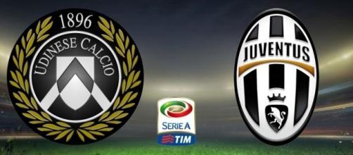Udinese Juventus probabili formazioni.