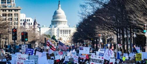 White House reeling Photo Credit:Ted Eytan