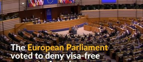 Why the EU Parliament voted to require visas for US visitors (+ ... - csmonitor.com