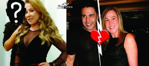 A ex-mulher de Zezé Di Camargo mantém um romance secreto