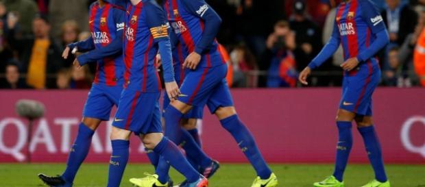 Le Barça et Messi en forme avant la Ligue des Champions - www.eurosport.fr