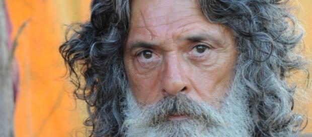 Quemuel na novela 'A Terra Prometida' (Divulgação/Record)
