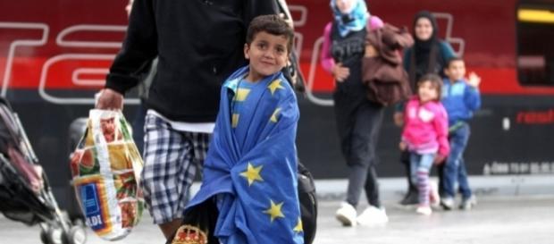 troppi rifugiati bloccati ancora alle frontiere. Tra loro molti bambini