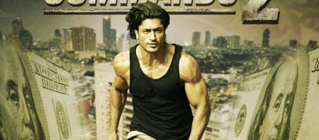 Vidyut Jammwal is Back in Action, Commando 2 Releases on 3 March 2017 - boxofficecollection.in