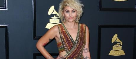 Paris Jackson signs modeling contract | People | globegazette.com - globegazette.com