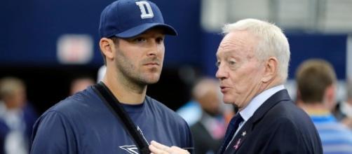 Cowboys' Jerry Jones says he alone will decide Romo's future | WJLA - wjla.com
