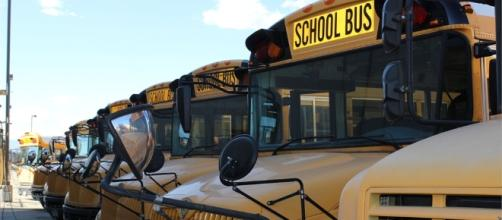 Explosive Material Used in Training Left in School Bus - Safety ... - schoolbusfleet.com