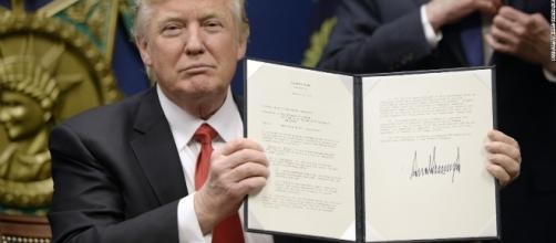Full text of Trump's executive order on 7-nation ban, refugee ... - cnn.com