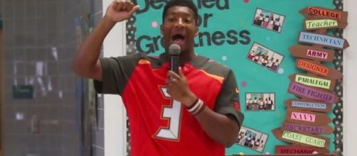 Jameis Winston Tells Young Girls to Be Silent and Gentle - nymag.com