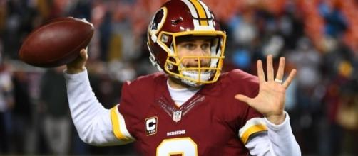 Kirk Cousins Has Earned His Big Pay Day From the Redskins ... - thebiglead.com