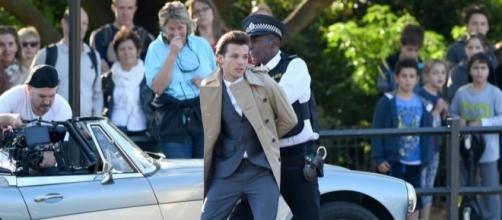Louis também foi preso na ficção