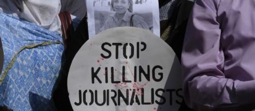 Media Watchdog Says International Journalist Deaths Soared In 2014 - rferl.org