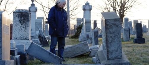 Philadelphia Jews reeling after hundreds of graves vandalized: 'It ... - haaretz.com