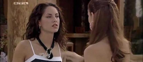 Rubi e Maribel discutirão por Heitor (Foto: Reprodução)