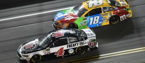 The NASCAR Folds of Honor QuikTrip 500 takes place Sunday in Atlanta, Georgia. [Image via Blasting News image library/inquisitr.com]