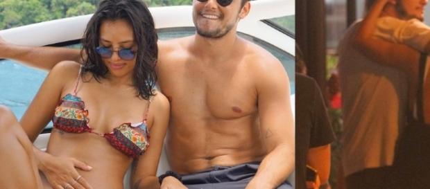 Bruno Gissoni e Yanna Lavigne estão reatando?