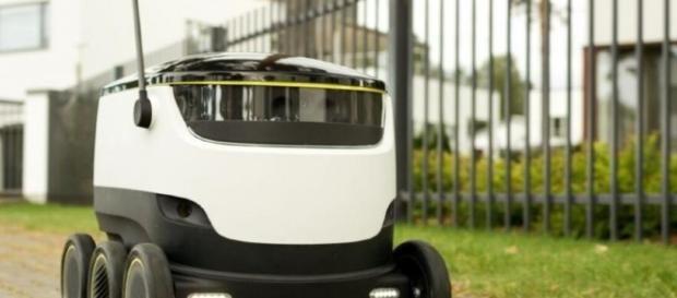 Delivery robots will be in Virginia in July 2017 - Photo: Blasting News Library - newsweek.com
