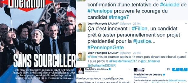 François Fillon avait annoncé qu'il ne se taillerait pas les sourcils. Même pas pour se recaser en télé-réalité ? Il en a pris le chemin