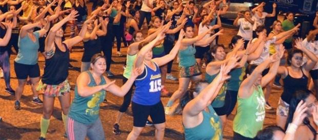 FUNESP promove uma série de atividades físicas para a Semana da Mulher-Foto Divulgação