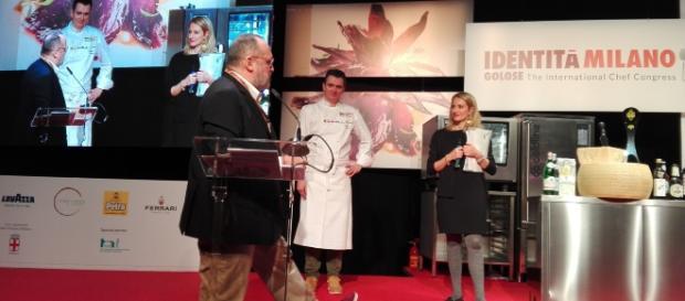 Poalo Marche con lo chef Santini inaugurano Identità Golose