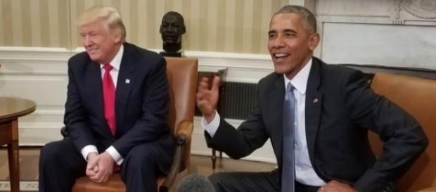 Președintele Donald Trump a cerut Congresului să investigheze daca Barack Obama a abuzat de puterea executivă în campania electorală - Foto: Wikimedia