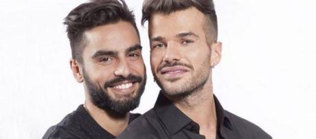 Claudio e Mario: primo bacio pubblico su un settimanale - tutte le ... - bitchyf.it