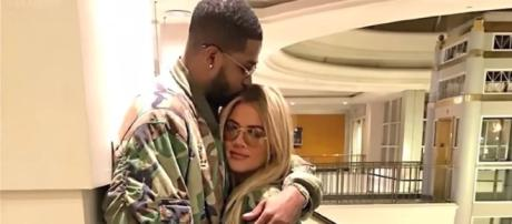 Is Tristan Thompson finally the one for Khloe Kardashian after Lamar Odom divorce and James Harden break-up? (via YouTube - Lehren Hollywood)